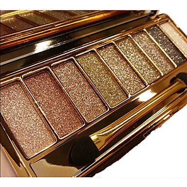 Awesome eye shadows palette with 9 color available at  $6.99!! Click to enjoy our Lucky Home Coming Sale, up to 60% off from Sept. 6 until 12 <3