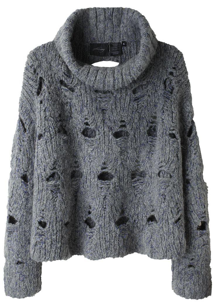 Rachel Comey Open Stitch Turtleneck Pullover