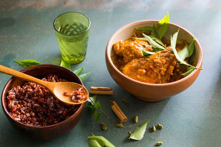 Food Safari's chicken curry
