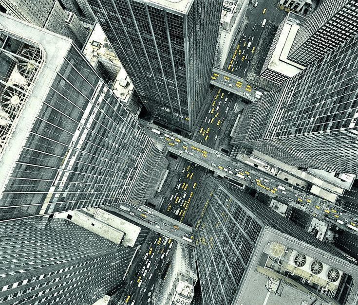 Christian Stoll: Big Cities, Gifts Cards, New York Cities, Madison Avenue, Birds Eye View, The Cities, Christian Stoll, Photo, Newyork