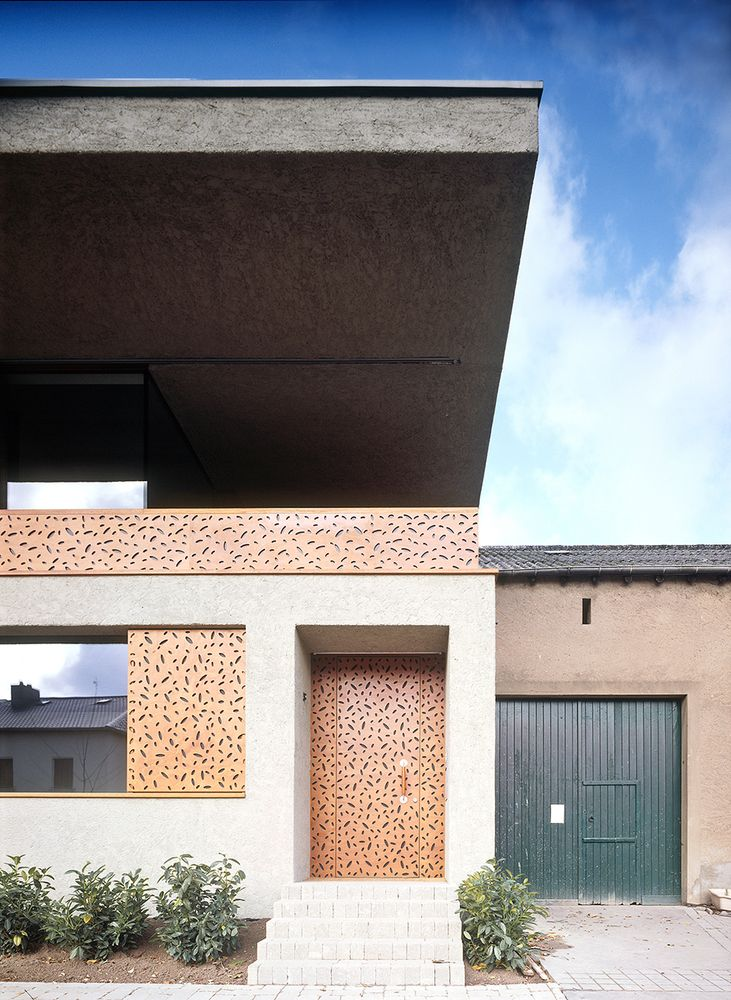 17 best images about valentiny architects on pinterest for Luxembourg house