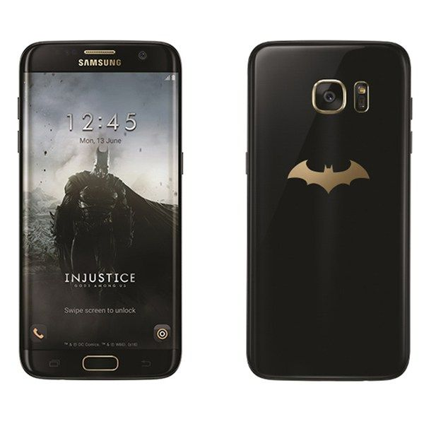 Samsung Galaxy S7 Edge Batman Edition Smartphone Full Specification, The Samsung Galaxy S7 Edge Injustice Edition looks great, and it's sure to be a hot item for the biggest of Batman fans. But how much will it cost when it's available? If early pre-sale prices in Indonesia and Russia are anything to go by, it'll cost you quite the stack of money. The device is going for more than $1,000 in both Russia and Indonesia.