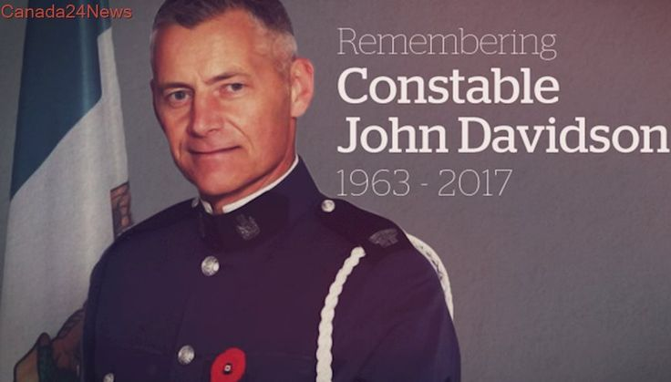 B.C. police officer killed in the line of duty to be honoured with full regimental funeral in Abbotsford