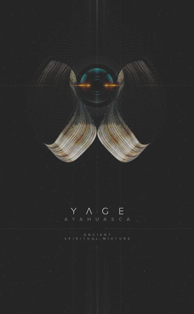 YAGE | Spiritual Physic on Behance