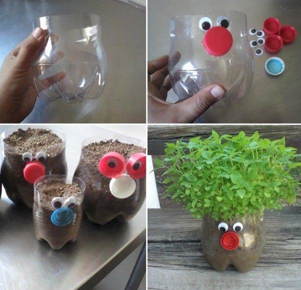 Come riciclare bottiglie di plastica (Foto) | Nanopress