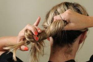 Peinado sencillo de 2 minutos: Princesa trenza y moño