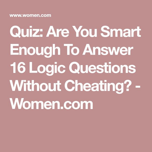 logic questions and answers pdf