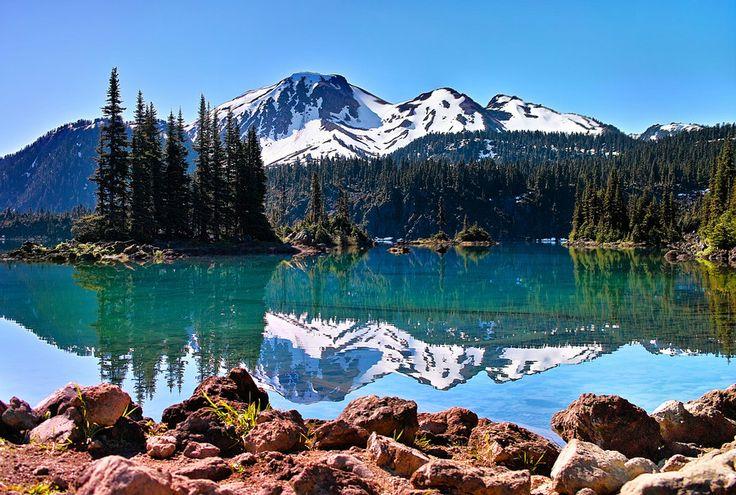 Morning At Garibaldi Lake by Jon Fitzpatrick on 500px