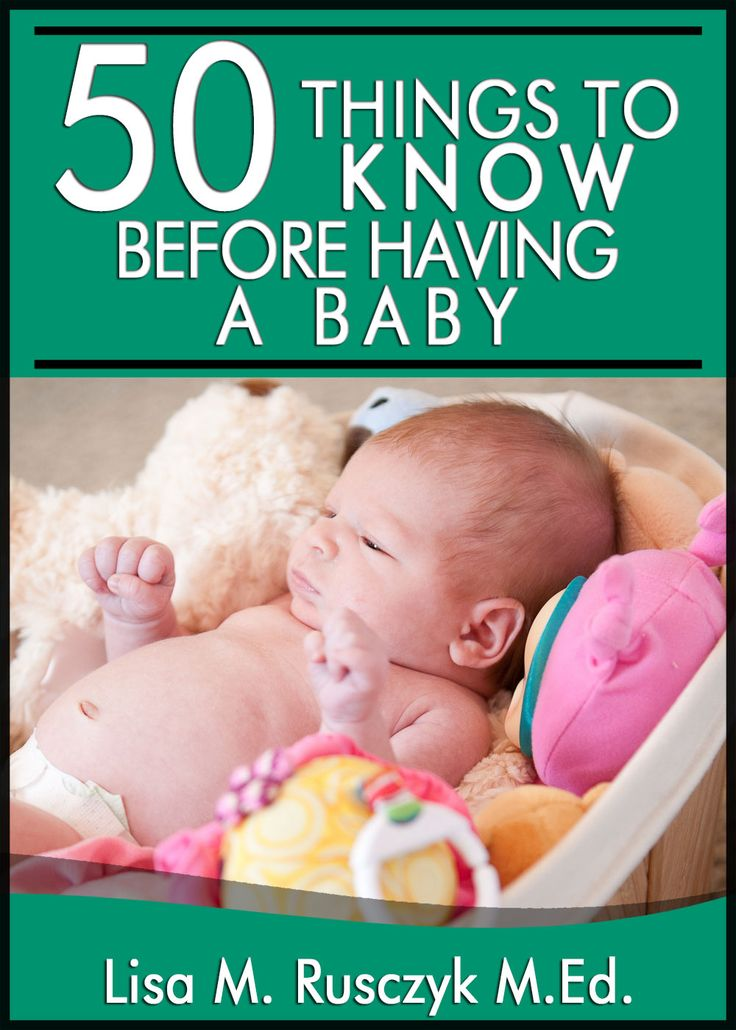 Here is a list of things of things that people have told me or I would have liked to have known before I had my little bundle of joy. I hope they help you too! I am just a first time Mom, not a do...