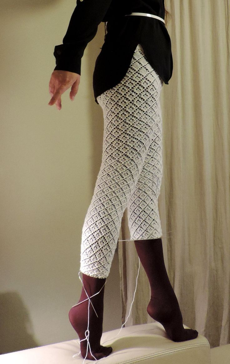 Adult woolly tights