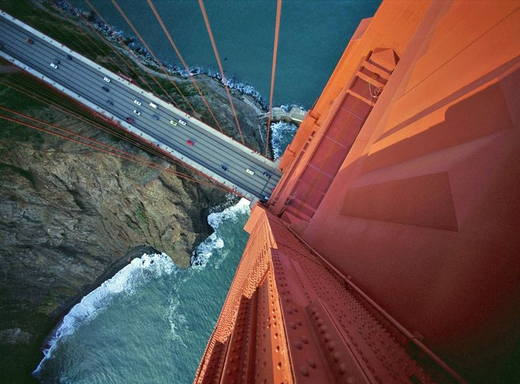 28 dizzying photos from the top of the world's tallest skyscrapers