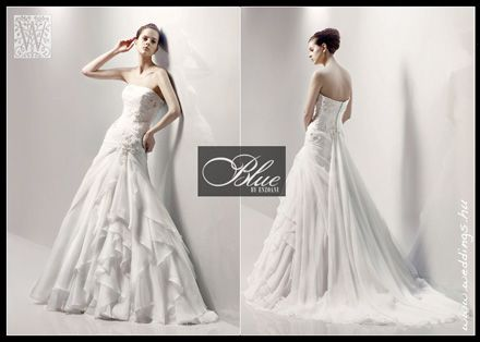 modeca wedding dress by enzoani | Enzoani Blue Caldera