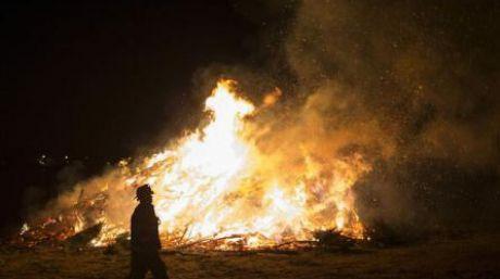 Incendiu în cea mai mare tabără de refugiați din Bulgaria