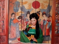 Nouveautés - La peinture de Kioko: Pintura Figurative, Pintores Japoneses, Kiéra Malone