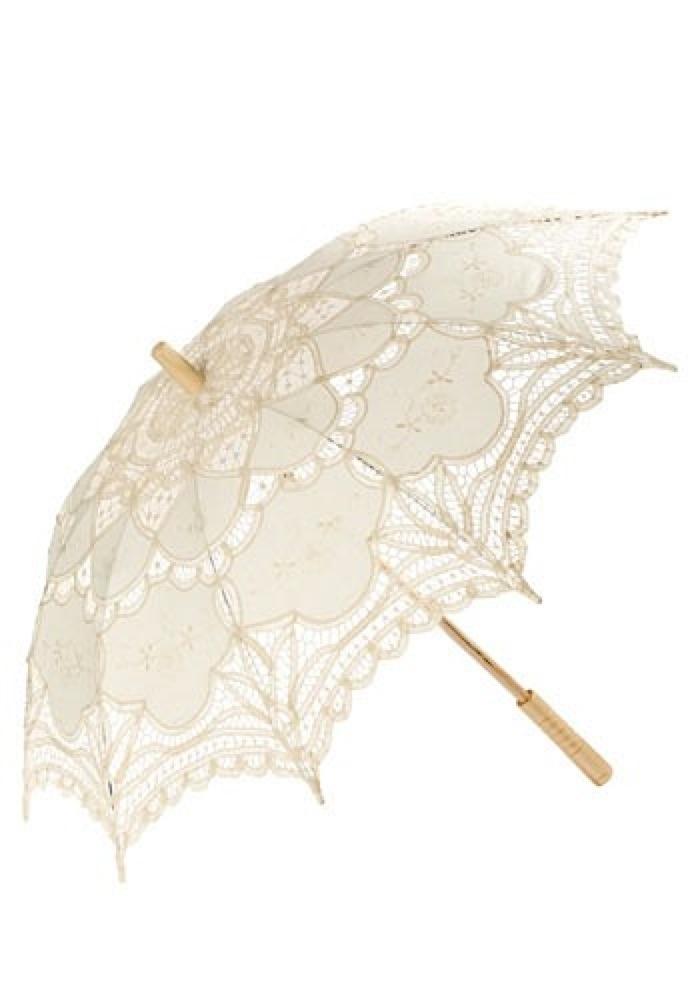 Victorian parasol white | Women Accessories | Pinterest