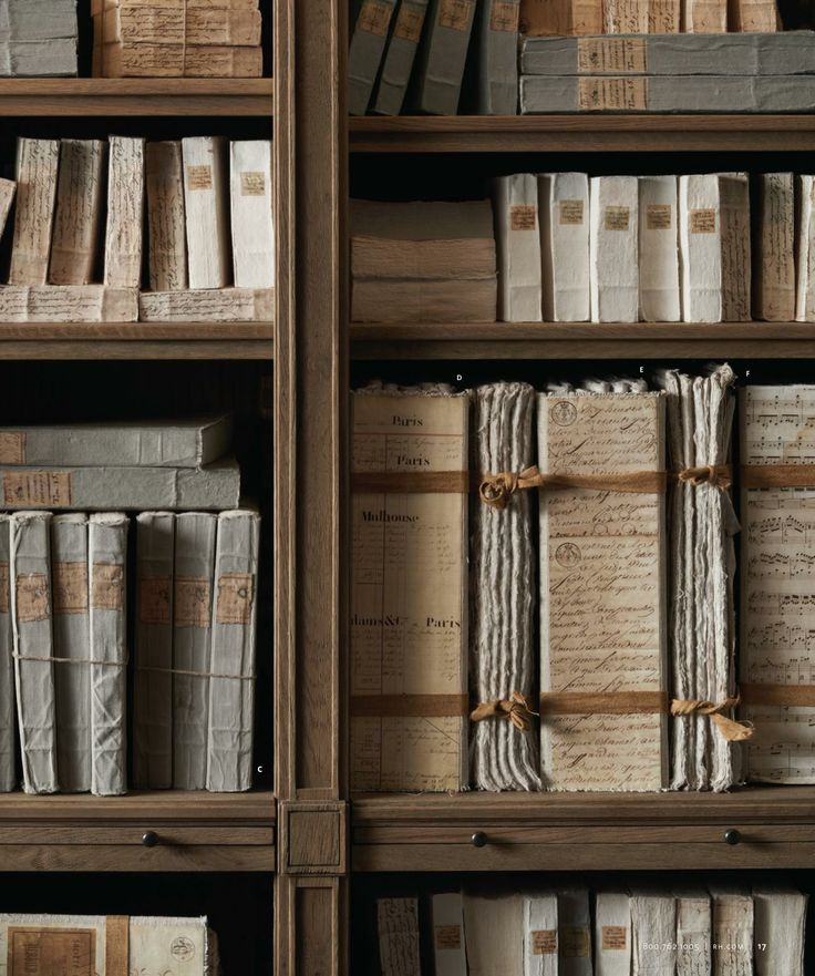 objects catalog restoration hardware