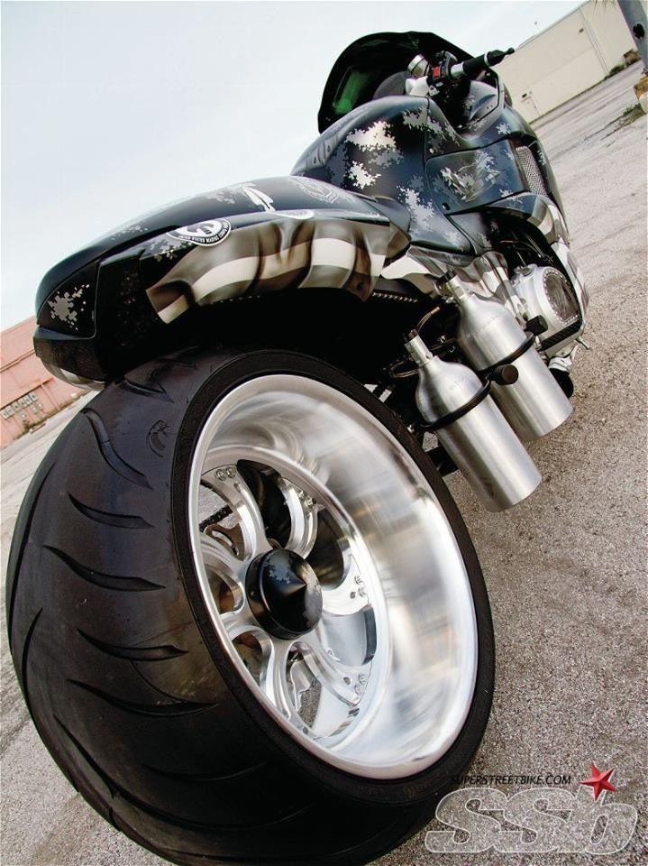 Custom Street Bike #Follow me on Bikes If You Like What You See 4 Way More ! ¡ !