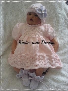 No 38 KADIE-JADE KNITTING PATTERN
