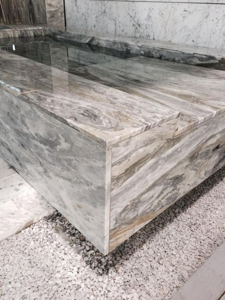 """NINA on Twitter: """"@Marmomacc Verona 2015 water feature with slab marble http://t.co/BCTs7ArDYl"""""""