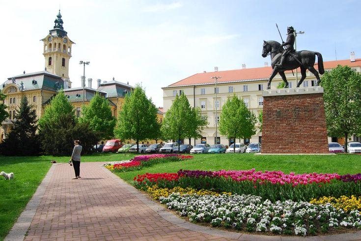 Beautiful #Szeged, #Hungary! #travel #europe #explore #world