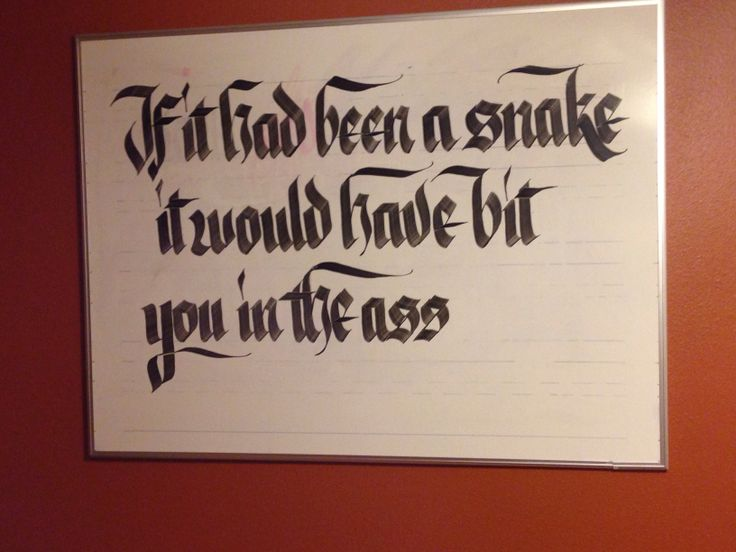 Calligraphy On A Whiteboard Dickiejones33 Pinterest
