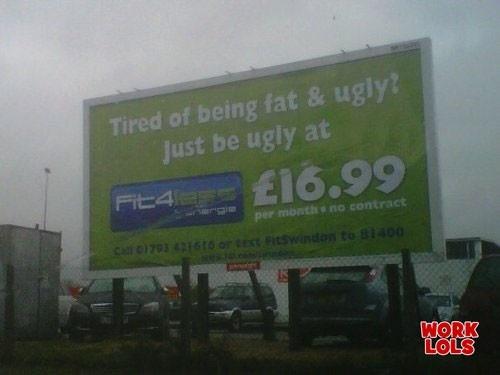 haha that's horrible!