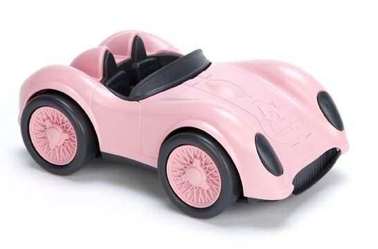 Green Toys - Eco Friendly Pink Race Car - Christmas Catalogue - Shop  What a great little present! Little M loves cars and trains #EntropyWishList and #PinToWin