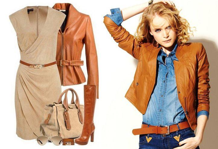 Оранжевая куртка, с чем носить   Мода 2015, фото, модные советы стилиста, форум