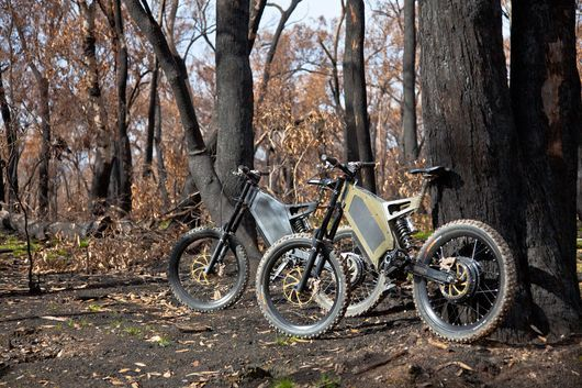 Video: Stealth Bomber electric bike packs a serious punch