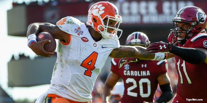 2016 Clemson football schedule released - Clemson Football News - TigerNet