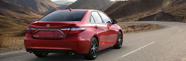 All new 2015 Toyota Camry