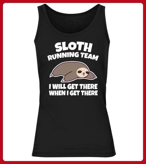 Sloth Running Team - Läufer shirts (*Partner-Link)