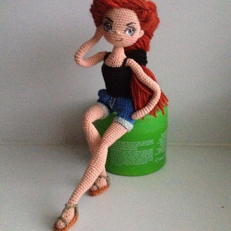 #weamiguru#amigurumi#handmadedoll#knitting