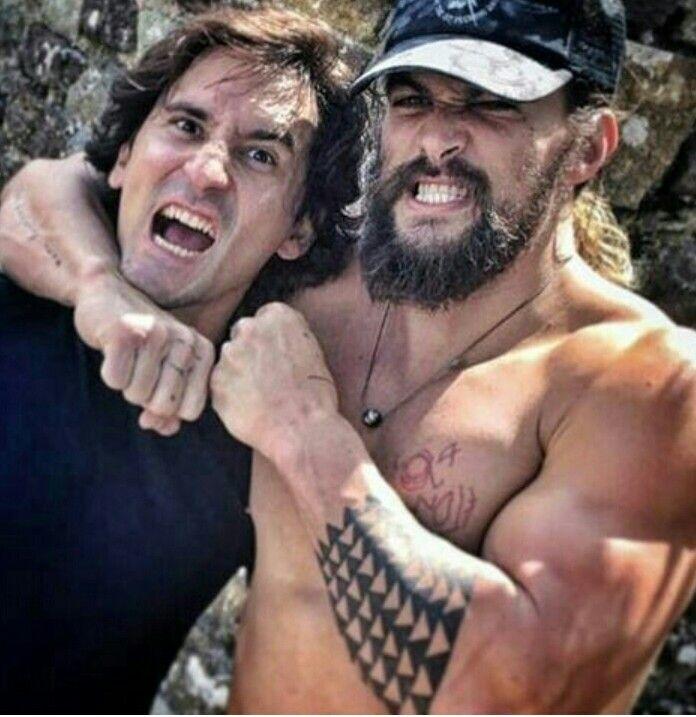 Jason Momoa Rock Climbing: 439 Best Jason Momoa Images On Pinterest