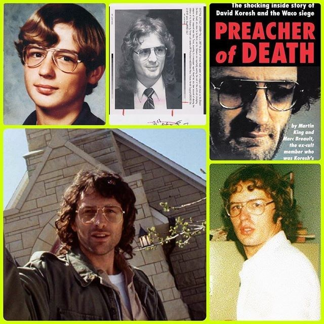 David Koresh Born Vernon Wayne Howell August 17 1959 April 19