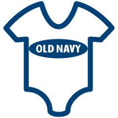 Бодик Old Navy - БОДИК # Одежда для малышей из США в Украине.