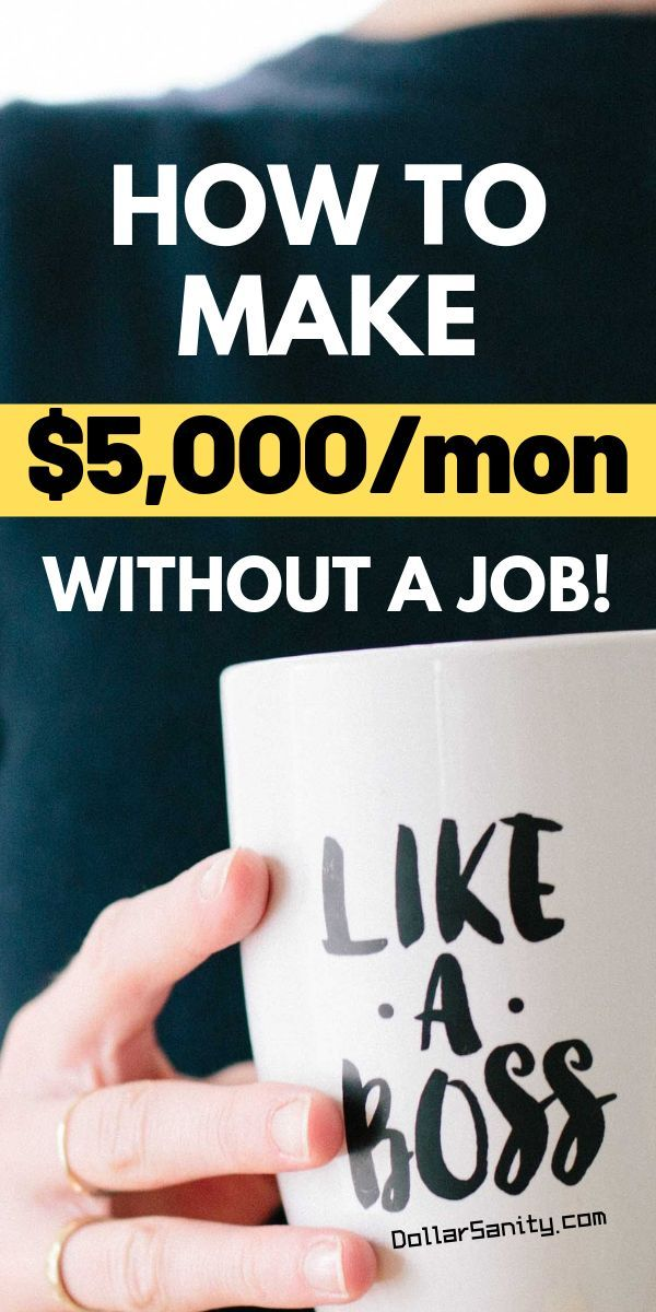 You can make money without a job. We compiled a list with over 30 ideas to earn … – Rolf Müller