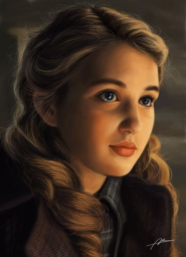 Liesel Meminger By Abremson On Deviantart The Book Thief Sophie