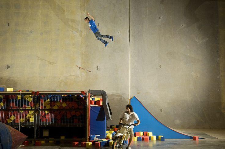 rob dyrdek fantasy factory | Rob Dyrdek's Fantasy Factory Update - Transworld Skateboarding