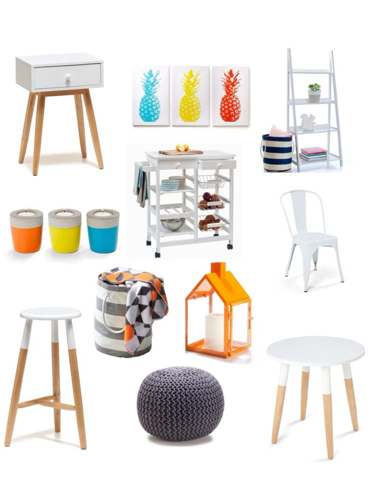 New range from Kmart Australia, all under $40!