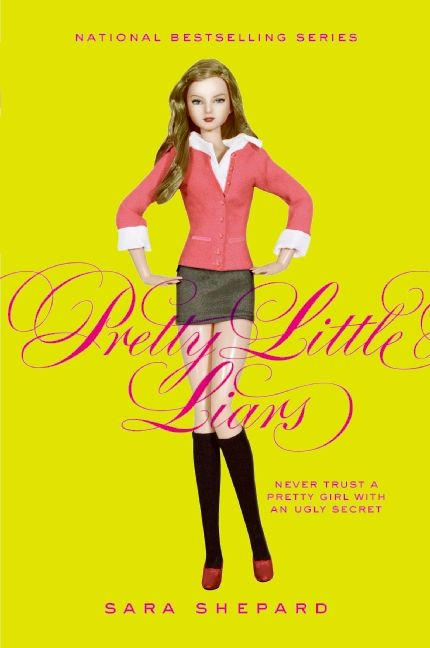 Pretty Little Liars :)  not high-brow literature by any stretch, but good escapism reading: Worth Reading, Prettylittleliars, High School, Liars Series, Books Worth, Liars Book, Pretty Little Liars