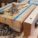 Mini Workbench W/ Woodworking Vise & Clamps – #clamps #Mini #Vise #Woodworking #…