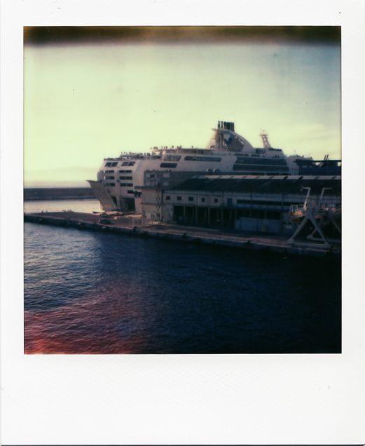 Embarquement corse marseille sncm ferry corse gpmm - Bastia marseille bateau ...