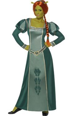 Princess Fiona Shrek Costume | Jokers Masquerade
