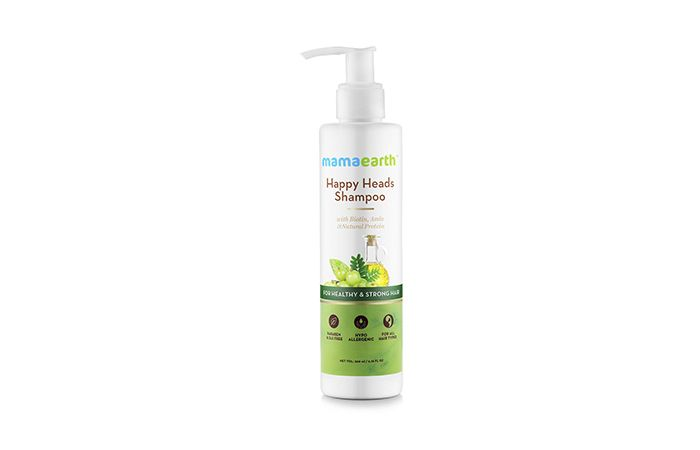 15 Best Sulfate Free Shampoos Available In India Shampoo Free Sulfate Free Shampoo Sulfate Free