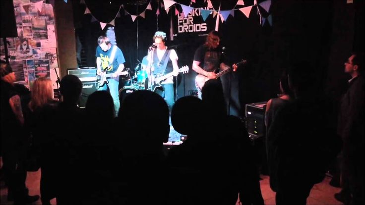 Looking for Droids - I dunno, live @ Surya, London 12.04.2013