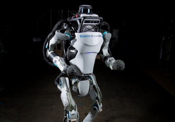 A video released by formerly Google-owned robotics company Boston Dynamics showcases the highly advanced mobility of its bipedal robot called Atlas.