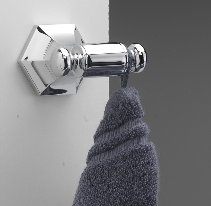 Bathroom Robe Hook In Polished Chrome Http Www Priorsrec Co