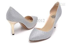 Image result for silver dress shoes for wedding