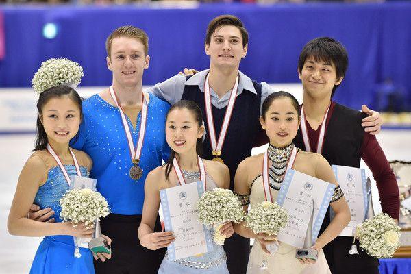 Sumire Suto Photos - 2015 Japan Figure Skating Championships - Day 3 - Zimbio